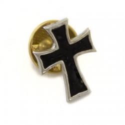 Spilla Croce Templare lunga