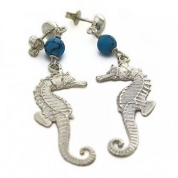 Cavallucci marini e turchese
