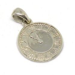 Ciondolo orologio numeri romani