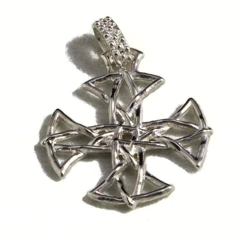 Croce a maglia celtica