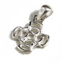 Croce a maglia celtica piccola