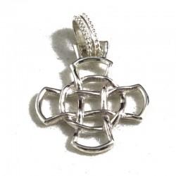 Croce maglia celtica media