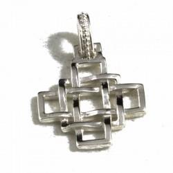 Croce celtica quadrata piccola